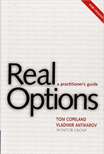Real Options: a practitioner's guide