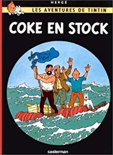 Coke en Stock. Les adventures de Tintin