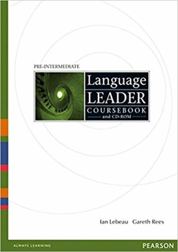 Language Leader Pre-Intermediate Coursebook
