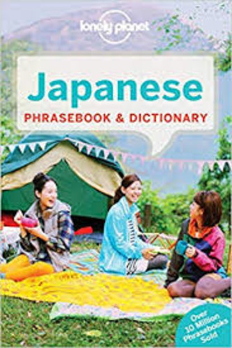 Japanese. Phrasebook & Dictionary