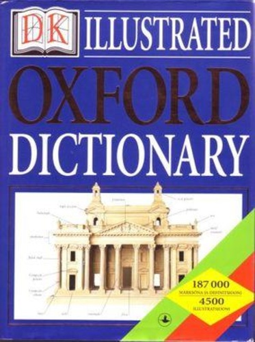 Illustrated Oxford Dictionary/Illustreeritud Oxfordi Sõnaraamat