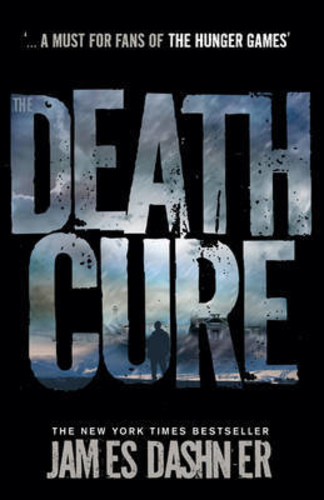 The Death Cure (The Maze Runner #3)
