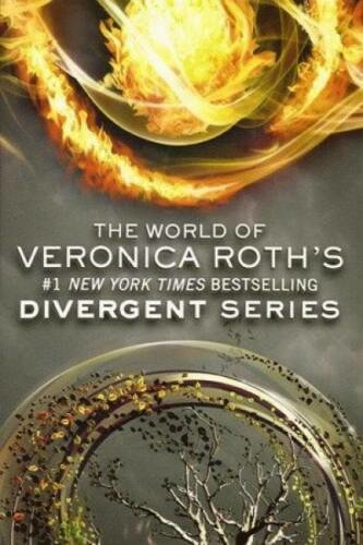 The World of Veronica Roth's #1 New York Time Bestselling Divergent Series