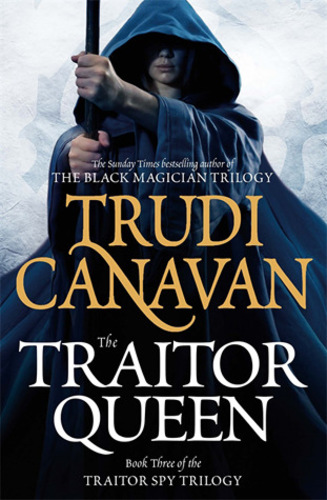 The Traitor Queen (The Traitor Spy Trilogy #3)