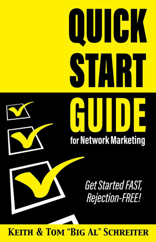 Quick start guide for Network Marketing