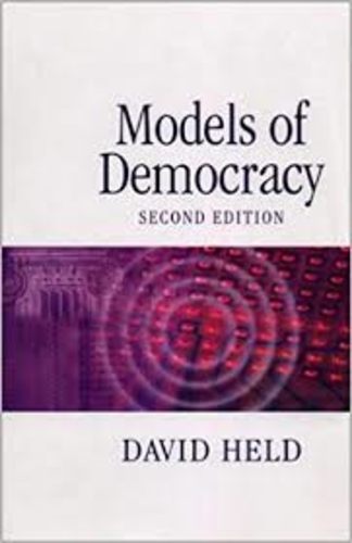 Models of Democracy: Second Edition