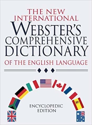 New International Webster's Comprehensive Dictionary of the English Language, Encyclopedic Edition
