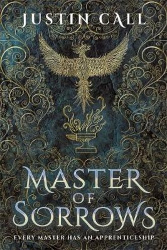 Master of Sorrows [The Silent Gods #1]