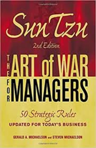 The Art of War for Managers. 50 Strategic Rules.