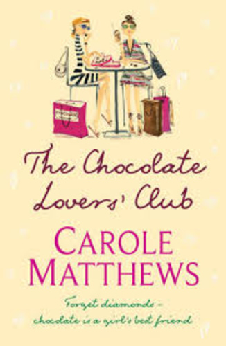 The Chocolate Lovers`Club. Forget Diamonds - Chocolate is a Girls`Best Friend.